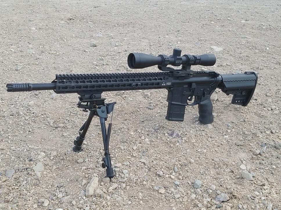 MK-12 SPR Rifle