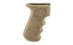 Hogue AK-47/AK-74 Rubber Grip with Grooves Flat Dark Earth