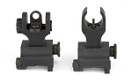 Samson Quick Flip Front & Rear Sight Package HK Front/A2 Rear