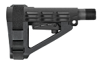 SB Tactical SBA4 Pistol Brace Black