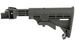 Tapco Intrafuse AK T6 Stock Kit Black