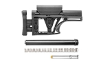 Luth-AR MBA-1 Adjustable Fixed Rifle Stock Kit .223 Black