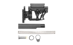 Luth-AR MBA-3 Adjustable Carbine Stock Kit .223 Black