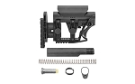 Luth-AR MBA-3 Adjustable Carbine Stock Kit .308 Black