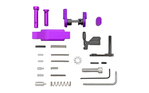 Armaspec Superlight Lower Parts Kit .223/5.56 without FCG & Grip Purple