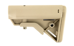 B5 Systems SOPMOD Bravo Stock Mil-spec Flat Dark Earth