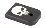 Bastion Magazine Base Plate Glock Skull