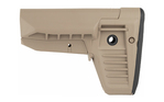 Bravo Company Gunfighter Stock Mod 1 SOPMOD Compartment FDE