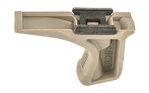 Bravo Company Gunfighter Kinesthetic Angled Grip Picatinny Flat Dark Earth