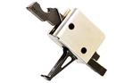 CMC Single Stage Flat Trigger Black 3.5lb