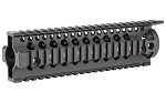 Daniel Defense Omega Mid-Length Rail 9.0 Black