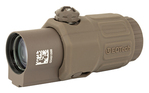 EOTech G33 STS 3X Magnifier with Mount Tan