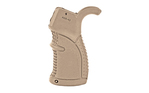 Fab Defense AG-43 Ruberized Ergonomic Grip AR-15/M16/M4 FDE