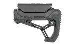 Fab Defense GL-CORE CP AR-15/M4 Stock with Cheek Rest Black
