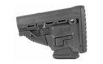 Fab Defense GL-MAG M4 Survival Stock with Built-in 10rd Magazine Carrier