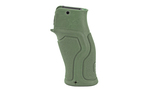Fab Defense Gradus Rubberized Ergonomic Pistol Grip OD Green