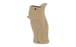 Fab Defense Gradus Rubberized Ergonomic Pistol Grip Flat Dark Earth