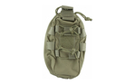Grey Ghost Gear Slim Medical Pouch Ranger Green