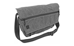 Grey Ghost Gear Wanderer Messenger Bag Charcoal