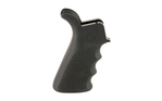 Hogue Beavertail Rubber Grip AR-15 with Grooves Black