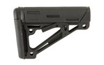 Hogue AR-15 OverMolded Collapsible Buttstock Commercial Black