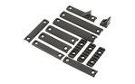 Knights Armament Company URX 3.1 Deluxe Rail Panel Kit Black