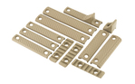 Knights Armament Company URX 3.1 Deluxe Rail Panel Kit FDE