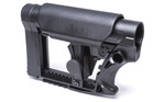 Luth-AR MBA-4 Skullaton Carbine Stock w/Cheek Rest Black