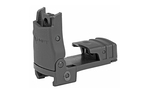 Mission First Tactical Back Up Polymer Flip Up Rear Sight with Windage Adjustment