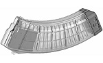 US Palm AK30R 7.62x39 Magazine Clear