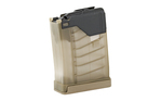 Lancer L5AWM 5.56 10rd Translucent Flat Dark Earth