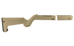 Magpul X-22 Backpacker Stock for Ruger 10/22 FDE