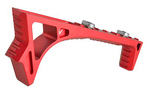 Strike Industries LINK Curved ForeGrip Red
