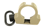 Troy PG Receiver Sling Adaptor Flat Dark Earth QD