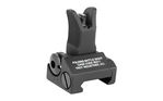 Troy Folding M4 Front Tritium Battlesight Black
