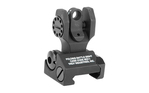 Troy Folding Round Rear Tritium Battlesight Black