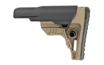 UTG Ops Ready S4 Mil-spec AR-15 Stock FDE