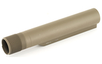 UTG AR-15 6 Pos Receiver Extension/Buffer Tube Mil-Spec FDE