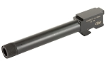 Advanced Armament Corp Glock 17 9mm Threaded Barrel Black