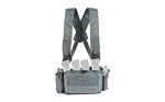 Haley D3CRM Micro Chest Rig Gray
