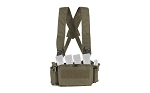 Haley D3CRM Micro Chest Rig Ranger Green
