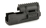 Mission First Tactical Tekko Polymer Integrated Rail System Black