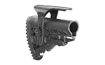 Fab Defense GLR-16 CP Stock with Cheek Rest Black