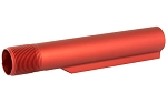 LBE Unlimited AR-15 Buffer Tube Mil-Spec Red