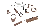 WMD Accent Build Kit 5.56 Flat Dark Earth