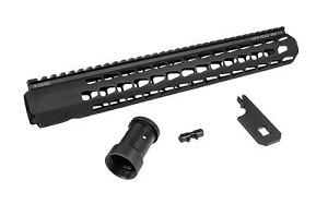 Advanced Armament Corp Squaredrop Handguard 13.5""