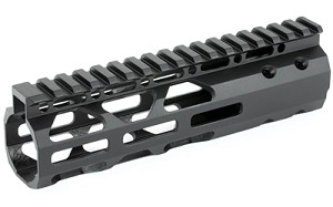 "Advanced Technology 7"" Slim AR-15 Free-Float Forend"