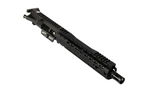 "Black Rain Spec15 Upper 10.5"" Black"