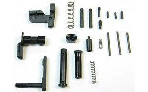 CMMG AR-10/MK3 Lower Parts Kit LPK .308/7.62 Without Grip/Fire Control