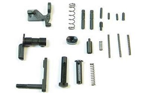 CMMG AR-15 Lower Parts Kit LPK .223/5.56 Without Grip/Fire Control